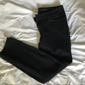 Simply Vera Black Denim Jeans